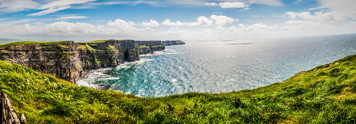 Ireland Bluffs