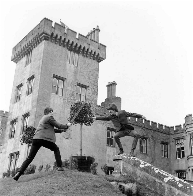 Beatles Irish Castle
