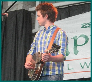David Howley Milwaukee Irish Fest