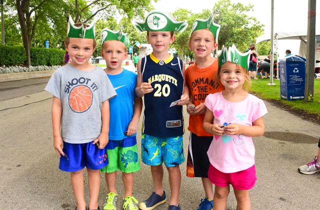 Milwaukee Irish Fest Children's Activities