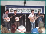 Milwaukee Irish Fest David Howley Blog - David Howley Reminisces about We Banjo 3's First Irish Fest