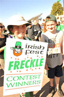 Freckle Contest