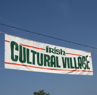 Milwaukee Irish Fest Cultural Village