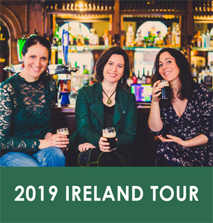 Milwaukee to Ireland 2019 Trip