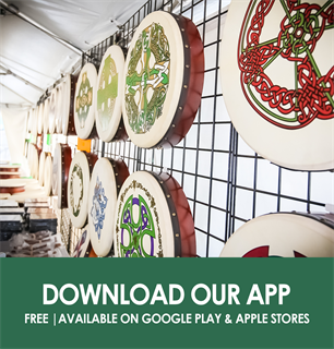 Download the Milwaukee Irish Fest App for FREE