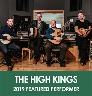 High Kings to Return to Milwaukee Irish Fest 2019