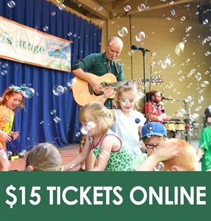 2019 Milwaukee Irish Fest Limited Time Ticket Sale