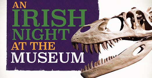 Irish Night at the Museum - April 25, 2015