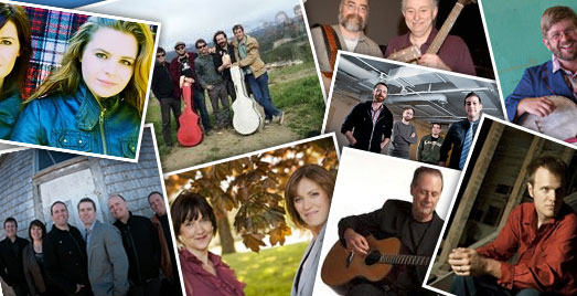 Milwaukee Irish Fest Presents - Nova Scotia Showcase
