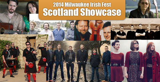 Scotland Music Showcase 2014