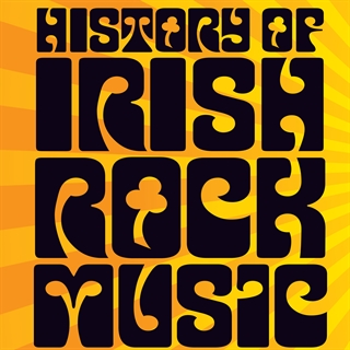 History of Irish Rock Music Exhibit - Ward Irish Music Archive