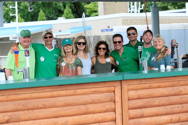 Milwaukee Irish Fest Volunteers