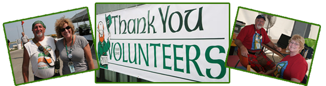 Irish Fest Volunteers