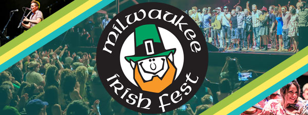 Sign up to receive exclusive content from Milwaukee Irish Fest